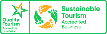 Ecotourism Sustainability Logo