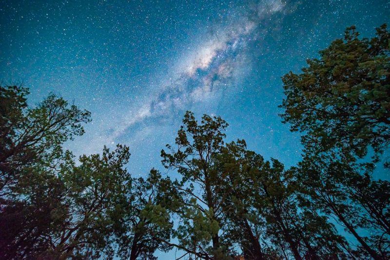 Arkaba Night Sky