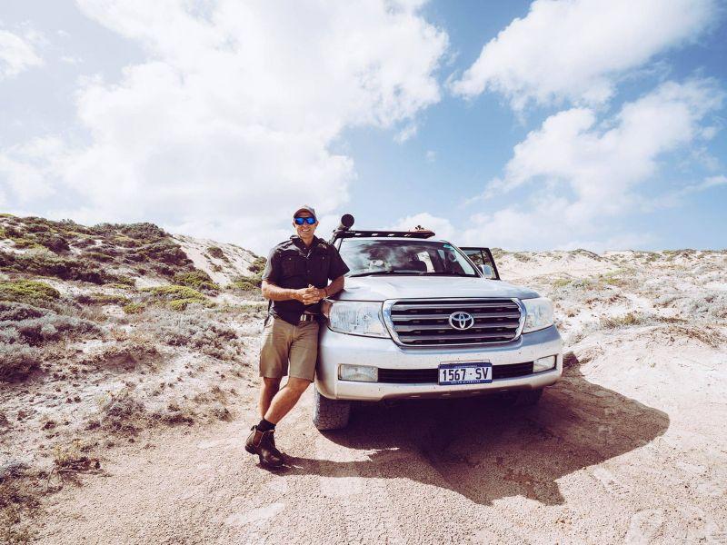 David Doudle - Australian Coastal Safaris