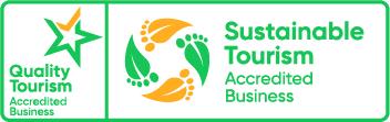 Ecotourism Sustainability Logo