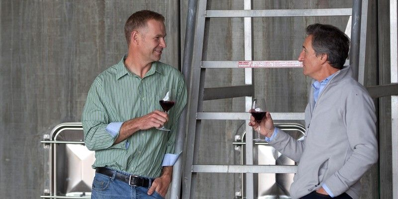Islander Estate Vineyards - Yale and Jacques