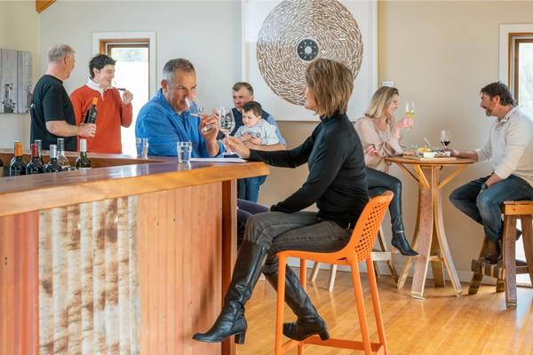 Islander Estate Vineyards - Tasting Room