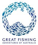 Great Fishing Logo